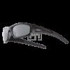 ESS CDI védőszemüveg - fekete átlátszó/füstszürke