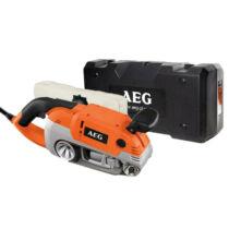 AEG HBS 1000 E Szalagcsiszoló kofferben