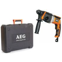 AEG KH 26E 800W SDS-Plus kombikalapács kofferben