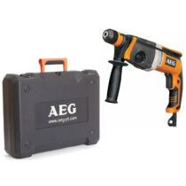 AEG KH 28 Super XE 1010W Kombikalapács kofferben