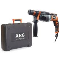 AEG KH 26XE 800W SDS-Plus kombikalapács kofferben