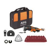 AEG OMNI18C-0KIT1X 18V Többfunkciós gép - akku és töltő nélkül
