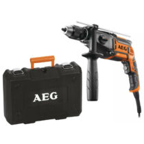 AEG SB2E 850 R 850W Ütvefúró kofferben