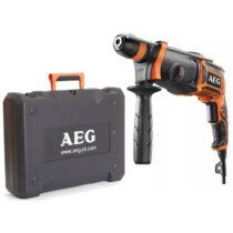AEG KH 24IXE 800W SDS-Plus kombikalapács kofferben