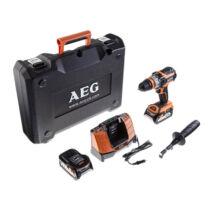 AEG BSB18CBLLI-502C 18V Ütvefúró-csavarozó készlet