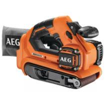 AEG BHBS18-75BL-0 18V Szalagcsiszoló - akku és töltő nélkül