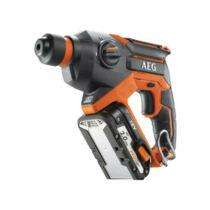 AEG BBH18CLI-202C 18V SDS-Plus kompakt kalapács készlet