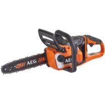 AEG ACS18B30-0 18V Láncfűrész - akku és töltő nélkül