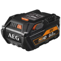 AEG L1860RHD 18V 6.0Ah Prolithium-Ion akku