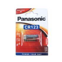 Panasonic CR123 lithium elem 3V