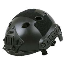X-Shield FAST PJ sisak replika - fekete