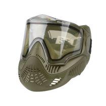 Valken MI-7 védőmaszk - Olive drab/víztiszta