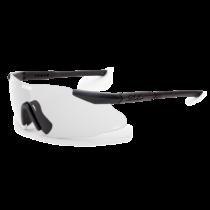 ESS ICE-1 védőszemüveg - fekete átlátszó