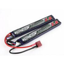 Turnigy nano-tech 2000mAh 2S 15-25C Lipo Airsoft Akku (T-Connector)