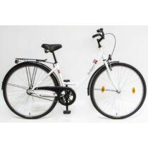 Csepel Blackwood Ambition 28/17 GR 2019 City kerékpár fehér