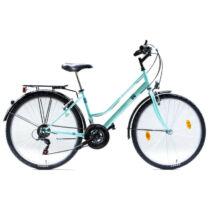 Csepel Blackwood ATB 26/16 Női türkiz kerékpár