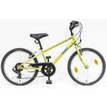 """Csepel Mustang 20"""" 6SP zöld kerékpár"""