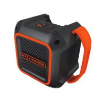 Black + Decker BDCSP18N-XJ 18V Li-Ion Bluetooth kihangosító akku és töltő nélkül