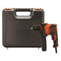Black + Decker BEH710K-QS 710W Ütvefúró kofferben