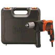 Black + Decker BEH850K-QS 850W Ütvefúró kofferben