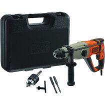 Black + Decker BEHS02K-QS 800W 2,2J SDS+ fúrókalapács Kofferban