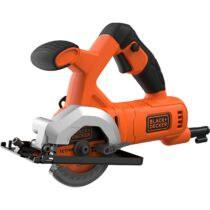 Black + Decker BES510-QS 400W 85 mm mini körfűrész