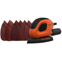 Black + Decker BEW230-QS 55W Mouse® dekorcsiszoló
