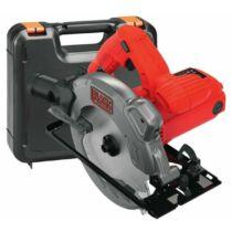 Black + Decker CS1250LK-QS 1250W 66 mm Lézeres körfűrész kofferban