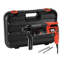 Black + Decker KD855KA-XK 1,6J 550W SDS fúrókalapács kofferben