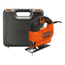 Black + Decker KS701EK-XK 520W Dekopírfűrész fűrészlappal kofferben