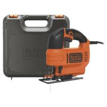 Black + Decker KS701PEK-QS Lengőpengés dekopírfűrész kofferben