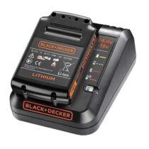 Black + Decker BDC1A15-QW 18V Li-Ion 1A töltő és 1,5Ah akkumulátor
