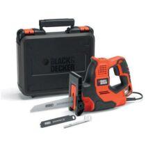 Black + Decker RS890K-QS 500W Scorpion® háromfunkciós kézifűrész kofferben