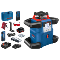 Bosch GRL 600 CHV Forgólézer