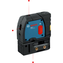 Bosch GPL 3 Pontlézer