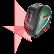 Bosch UniversalLevel 3 Keresztvonalas szintezőlézer