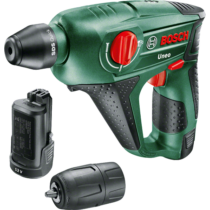 Bosch Uneo Akkus Fúrókalapács 2 x 2.5Ah