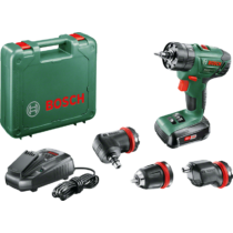 Bosch AdvancedImpact 18 QuickSnap Akkus kétfokozatú ütvefúró-csavarozó
