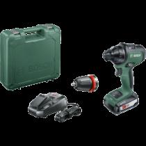 Bosch AdvancedDrill 18 Akkus kétfokozatú fúrócsavarozó