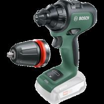 Bosch AdvancedDrill 18 Akkus kétfokozatú fúrócsavarozó - akku nélkül