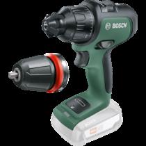 Bosch AdvancedImpact 18 Akkus kétfokozatú ütvefúró-csavarozógép - akku nélkül