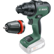 Bosch AdvancedImpact 18 Akkus kétfokozatú ütvefúró-csavarozógép - akkumulátor és töltő nélkül