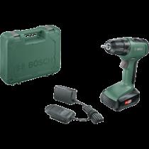 Bosch UniversalDrill 18 Akkus kétfokozatú fúrócsavarozó