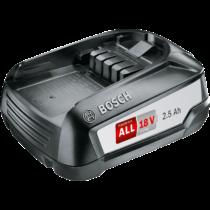 Bosch PBA 18V 2.5Ah W-B akku
