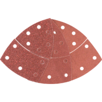 BOSCH 10 részes csiszolólapkészlet multicsiszolókhoz