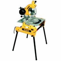 DeWalt DW743N-QS átfordítható asztali Kombináltfűrész 250mm