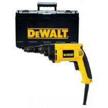 DeWalt DW269K-QS Nyomatékszabályozós csavarozó kofferben
