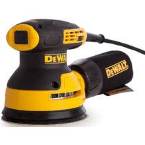 DeWalt DWE6423-QS Excentercsiszoló 125mm