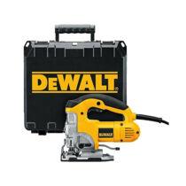 DeWalt DW331K-QS Felsőfogantyús dekopírfűrész kofferben