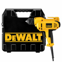 DeWalt DWD115KS-QS 10 mm-es középfogantyús fúrógép kofferben